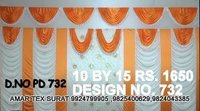Tent Parda designs cloth