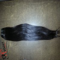 Wholesale Cuticle Aligned Raw Indian Hair Straight 100% Human Hair Extension