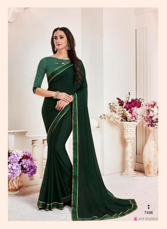 Daily Wear Georgette Sarees