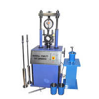Marshal Stability Testing Machine