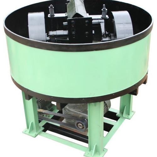 Concrete Pan Mixture Machine