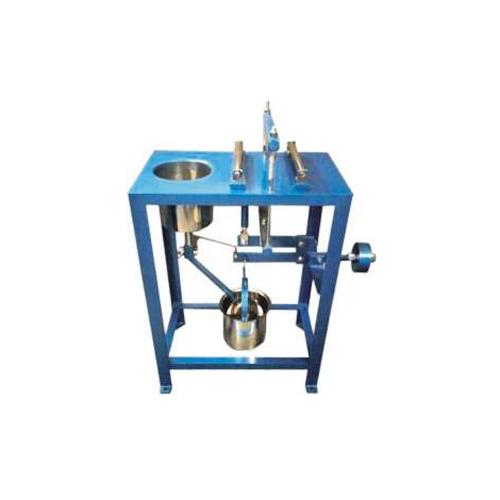 Cbr Testing Machine