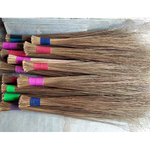 Natural Bamboo Stick Broom