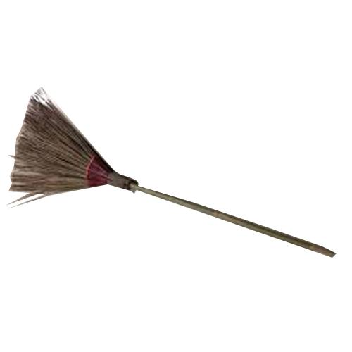 Long Handle Fiber Broom
