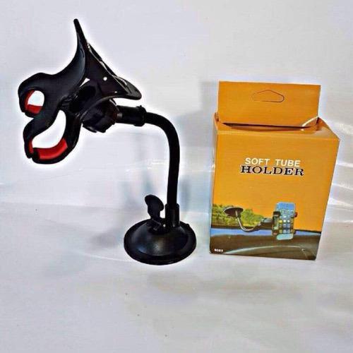 Soft Tube Mobile Holder For Car