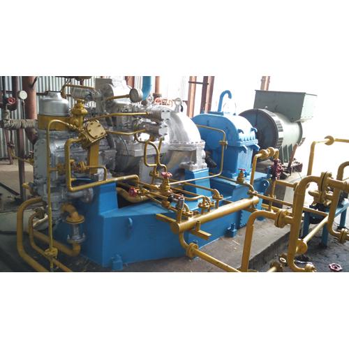 High Strength Steam Turbine