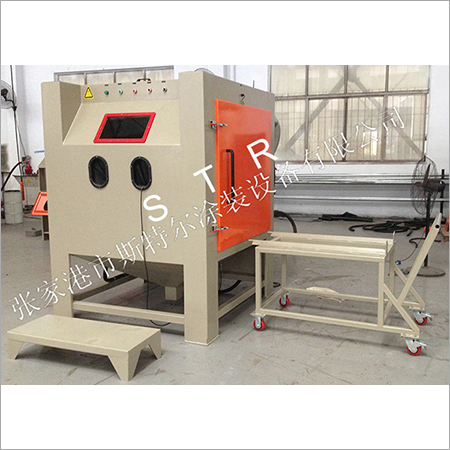 Pressurized Sandblasting machine