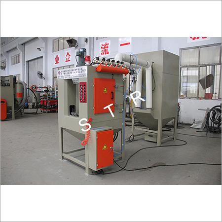 Customized Automatic Plate Blasting Machine