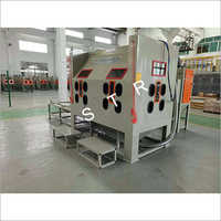 Customized Special Sandblasting Machine