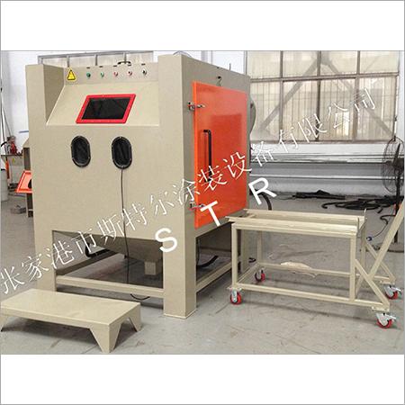 Customized Mold Sandblasting Machine