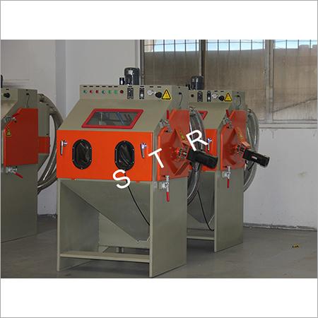 Roller Mold Suction Sandblasting Cabinets