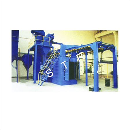 Chain type Shot Blasting Machine