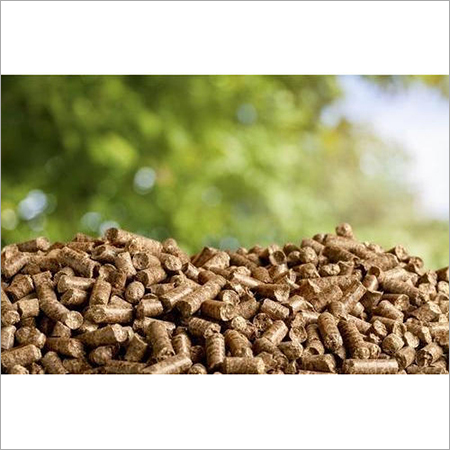 8mm Biomass Pellets