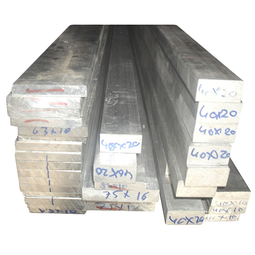 6644 Stainless Steel Flat Bars