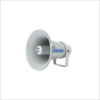 Hitune Bass 25 watt UHC Series LOW IMEPEDANCE PA UNIT HORN COMBINATION HUHC-25