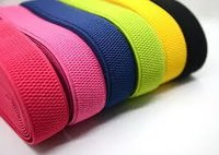Colored Woven Elastic