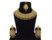 Gold Plated hasli set