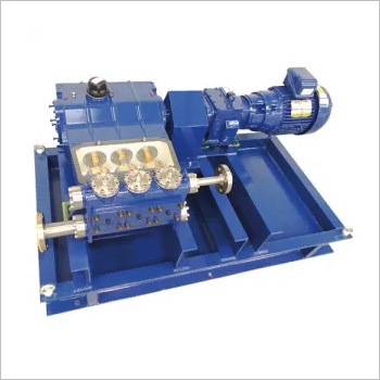 Reciprocating Triplex Pumps