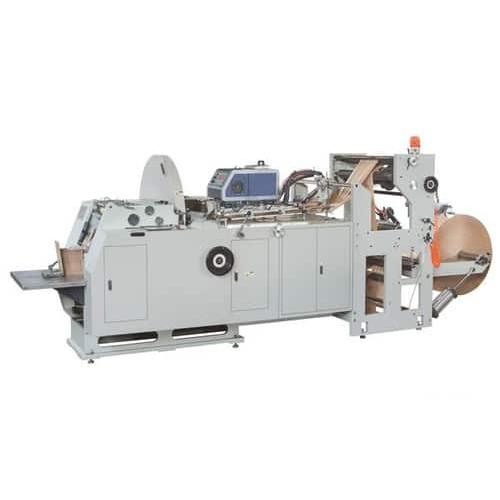 STPL:LMD-400 Automatic High Speed Food Paper Bag Making Machine