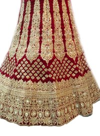 Indian Ladies Designer Lehenga