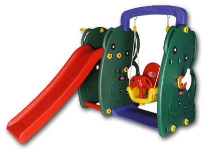 SP 102 Elephant slide with swing