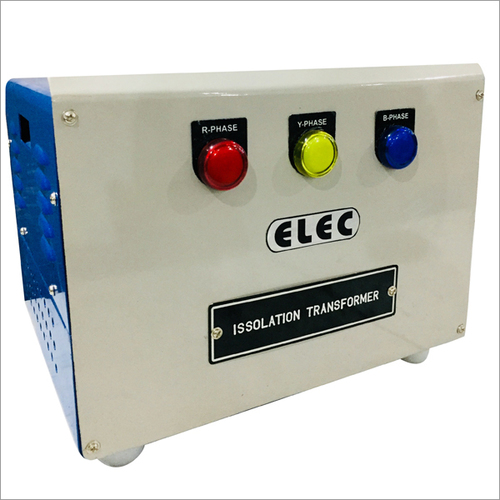 Isolation Electronic Transformer