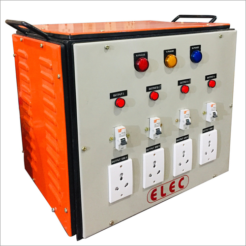 Issolation Servo Voltage Transformer