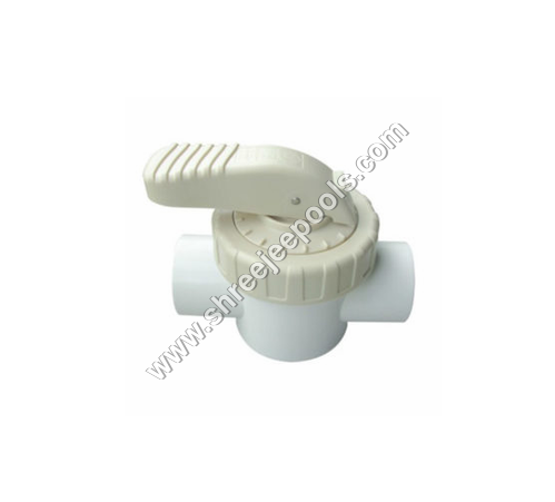 2 Way Swimming Pool Valve