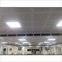 Perforated Gypsum Acoustic Ceiling Tile