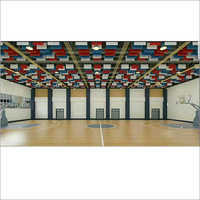 Sports Room Acoustic and Floors