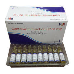 Gentamicin Sulphate Injection
