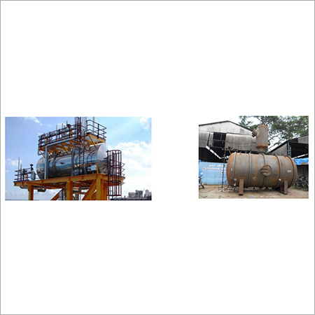 Storage Tanks Deaerator