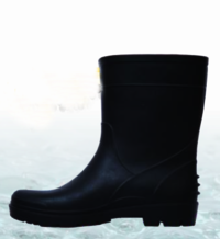 Black Gold Gumboot