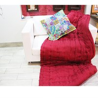 Indian Handmade Gypsy Cotton Fabric Patchwork Cushions Cover
