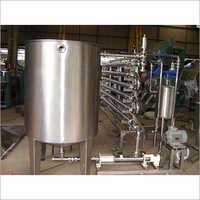 Pasteurising Machine