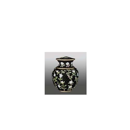 Palace Vineyard Cloisonne Memorial Urn