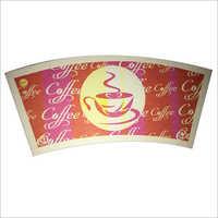Printed Paper Cup Blank