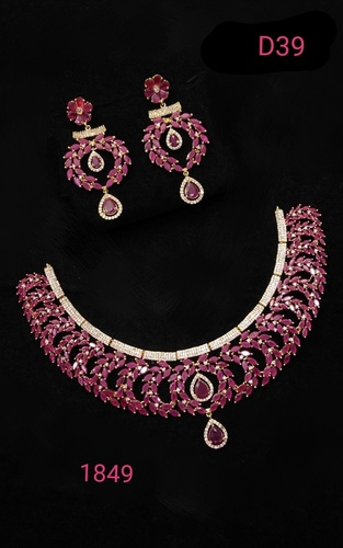 IMITATION NECKLACE COMBO SET