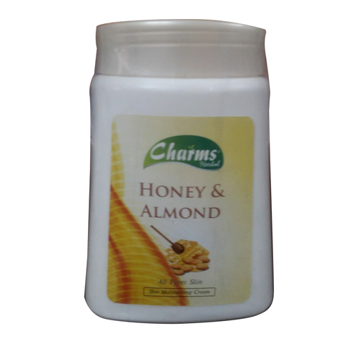 Honey and Almond Body Lotion