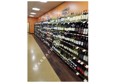 Supermarket Display Racks