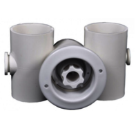 Air Water Tee Body Jacuzzi Filter