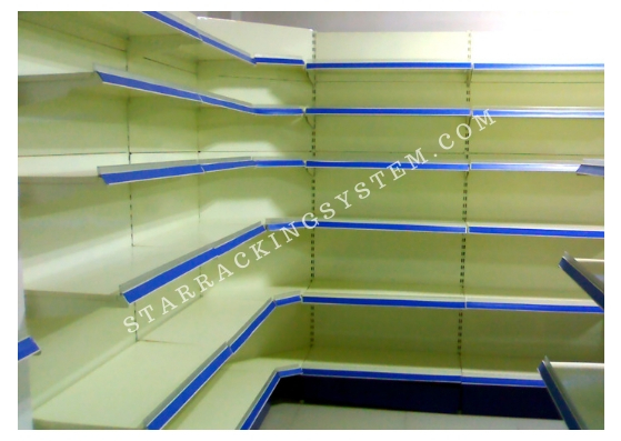 Display Racks for Grocery Store