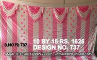 Tent Parda design kapda
