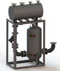 Condensate heat recovery