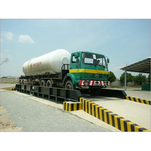 Pit Less Type Weighbridge