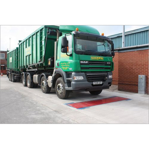 Single Axle Weighbridge
