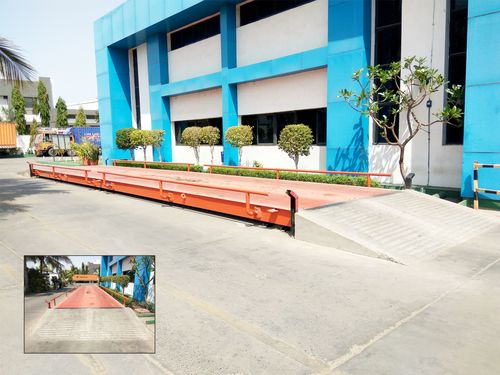 Foundationless Modular Weighbridge