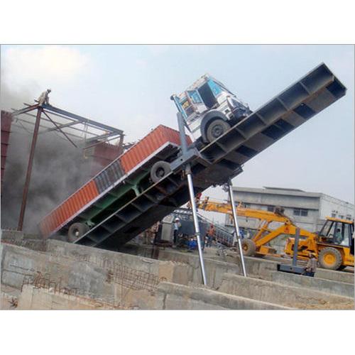 Hydraulic Truck Weighbridge