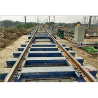 In Motion Rail Weighbridge