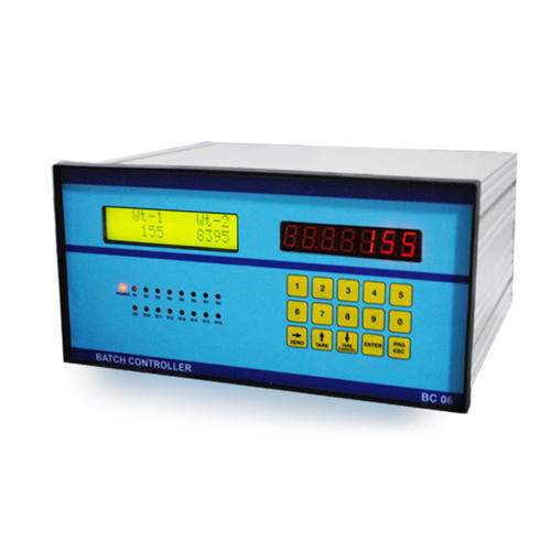 Batch Controller Weighbridge Indicator
